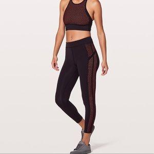 Lululemon Get Your Peek On leggings size 6